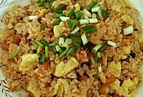 香菇海米炒饭的做法