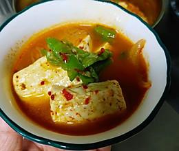 夏日爽口的韩式泡菜汤的做法