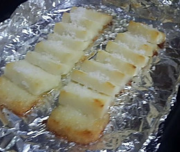 烤奶豆腐的做法