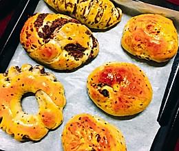 免揉冷藏发酵面包的做法