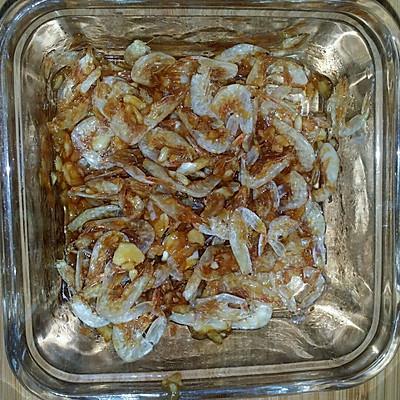 甜妈下饭小菜系列1----蒜泥虾皮