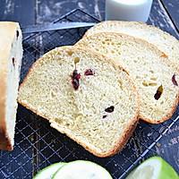 #东菱魔力果趣面包机之蔓越莓面包
