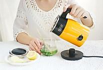 香茅柠檬薄荷茶的做法