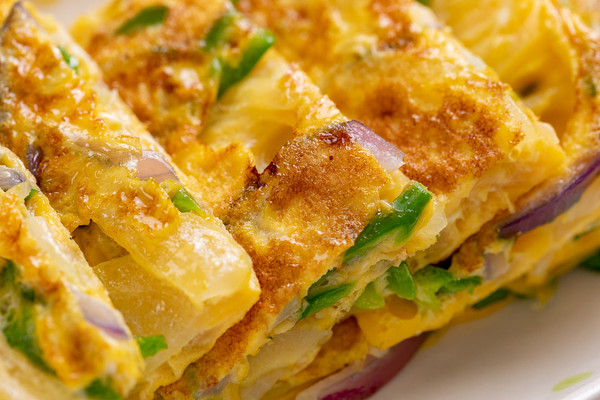 洋葱三吃   清甜微辣的做法