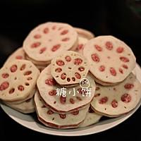 年菜常备【炸藕盒】 的做法图解5