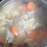山药排骨汤的做法图解7
