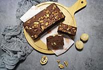 浓情巧克力布朗尼蛋糕的做法
