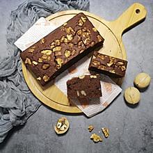 浓情巧克力布朗尼蛋糕