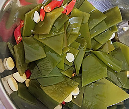 酸辣海带根✨开胃小菜的做法