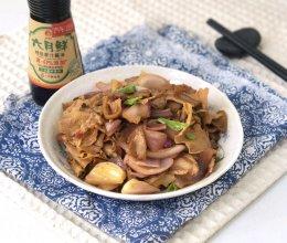 #名厨汁味,圆中秋美味#笋干炒腊肉的做法
