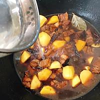 #一人一道拿手菜#土豆红烧肉的做法图解7