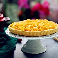 缤纷夏日不可错过的冰爽甜品芒果挞#有颜值的实力派#的做法图解24