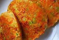 香煎田园土豆饼的做法