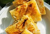 夏日早餐:土豆胡萝卜丝鸡蛋馅饼的做法