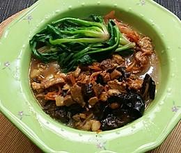 【蔓德拉的厨房】北面南吃的另类面食--擦蝌蚪的做法
