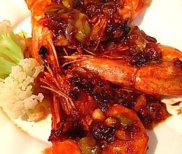 干烧大明虾的做法