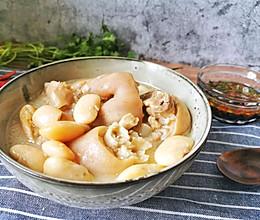 肉香汤浓老妈蹄花的做法