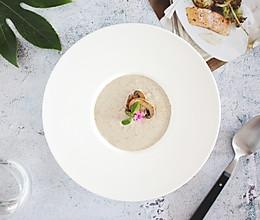 法式经典【奶油蘑菇浓汤】的做法