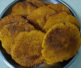 记忆中的味道——南瓜饼的做法