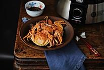 清蒸蟹也有有方法的做法