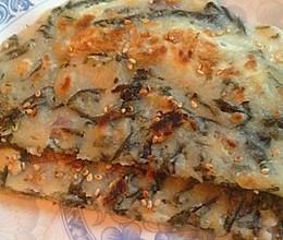 紫菜煎饼的做法