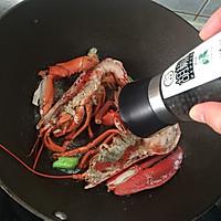 蒜蓉芝士焗龙虾的做法图解10