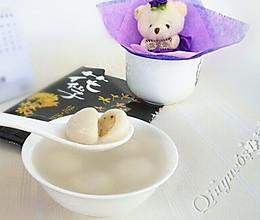 桂花汤圆的做法