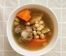 #餐桌上的春日限定#【益脾胃广东汤】红萝卜莲藕汤的做法