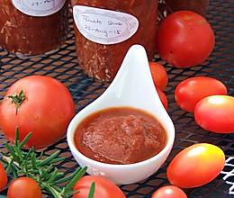 自制罐头番茄酱 的做法