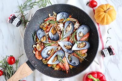西班牙至尊海鲜烩饭