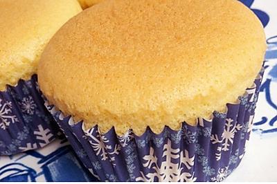 超润海绵蛋糕(无油版)