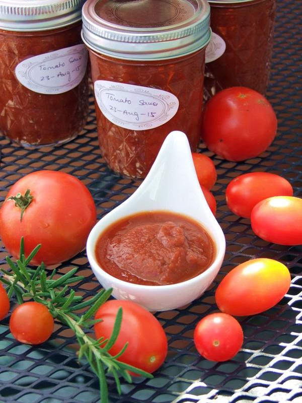 自制罐头番茄酱的做法