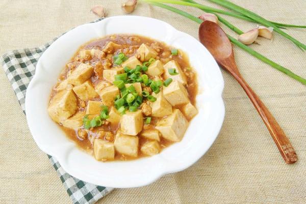 肉末豆腐#每一道菜都是一台时光机#的做法