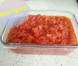 制作柿子酱的做法