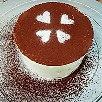 提拉米苏慕斯蛋糕