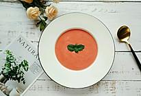 #春季减肥,边吃边瘦#甜菜根浓汤的做法