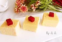 火龙果芝士蛋糕#美的女王节#的做法