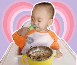 宝宝辅食:销魂拌面的做法