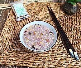 十二谷米营养粥的做法