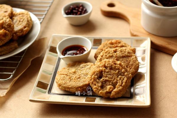 年菜常备【炸藕盒】