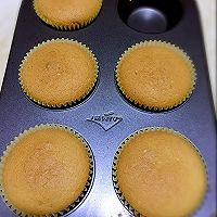 香橙杯子小蛋糕的做法图解12