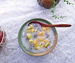 #秋天怎么吃#水果粥的做法