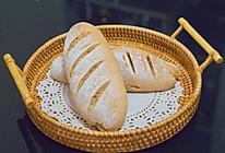 朴实的全麦面包的做法