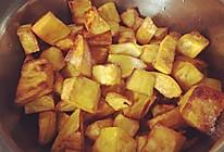 油炸番薯的做法