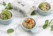 五彩藜麦饭团#初夏搜食#的做法