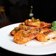 待客硬菜——椒盐虾