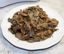 #肉食者联盟#孜然蘑菇-格瑞美厨GOURMETmaxx的做法