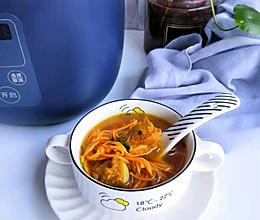 虫草花排骨汤的做法