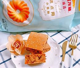 松软香甜红枣糕的做法