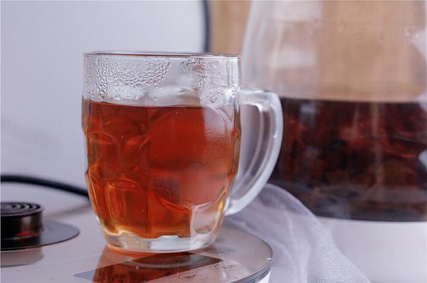 麦冬罗汉果茶